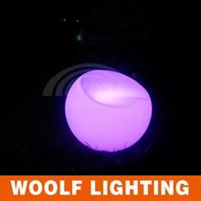 Light Up Colourfurl LED Banquet Decorative Furniture