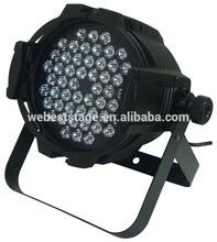 High quality DMX 64 par led thin par light