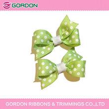 grosgrain ribbon bow tie