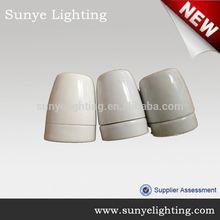 CE, VDE,SAA, RoHS, E27 Light Socket ,Bulb holder,ceramic base table lamp