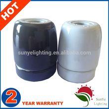 CE, VDE,SAA, RoHS, E27 Light Socket ,Bulb holder,porcelain electronic lamp holder