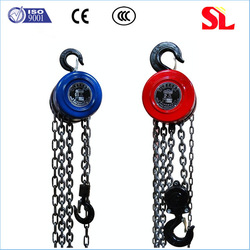High Quality Chain Block, Chain Block for Crane, Chain Block