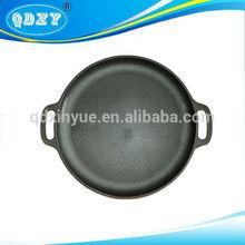 Pre-Seasoned Cast Iron Skillet sizzle plate