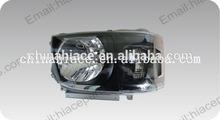 2-0113 Headlight crystal electroplating RH toyota hiace auto parts