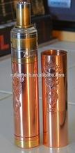 China Supplier Mechanical Mod 2014 New Copper Akuma Mod 1:1 Clone e cig exgo w3