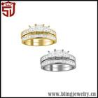 Top Grade Design Antler Engagement Ring