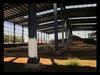 lightweight bolt truss connected steel warehouse building