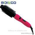 indicador de luz led cuerda del eslabón giratorio eléctrico que se encrespa el pelo cepillo
