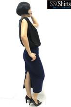 Sscshirts diseño cómodo y suave barato de la animadora de la falda