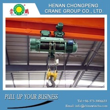 Warehouse Light Weight Low Clearance Small Overhead Crane 5 ton for sale