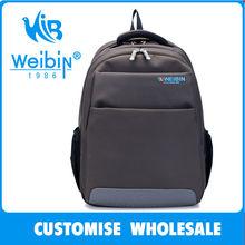 15 Inch Leather Men's Laptop Backpack Bag