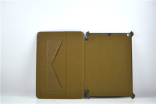 For iPad Air iPad 5 full screen leather cover