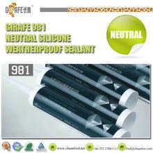 Girafe 981 Neutral construction silicone sealant