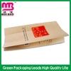 Delicate design paper kraft valve bag flour paper bag in valve