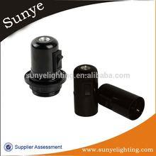 CE, VDE,SAA, RoHS, E27 Light Socket ,Bulb holder,table lamps for family room