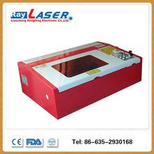China co2 Laser cutting machine, 400*600mm laser cutter machine, laser for minilab noritsu