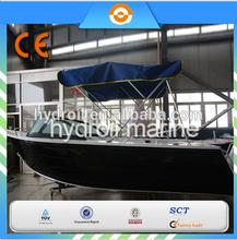 Austrilian standard CE certification Leaper 4.6m aluminum boat with Yamaha Suzuki Mercury Engine