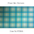 Pvc mousse grand tapis de sol en plastique à vendre non - dérapant tapis de tapis conception