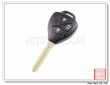 for Toyota Japan key 3 button 314.4Mhz Remote Key (Slide Door) 67 Chip [ AK007042 ]