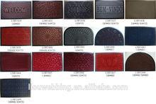 Newest style hot sale Rubber floor mat