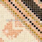 2014 New Design composite marble mosaic design