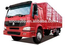 sinotruk howo diesel manual cargo/van truck sales