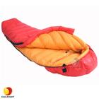 Compressible duck down custom comfortable sleeping bags