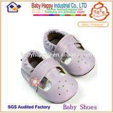 Alibaba cuero genuino zapatos infantiles baratos venta al por mayor