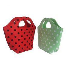 xmas felt bag for kids wool felt bag custom