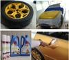 Spray Application Method and Acrylic Main Raw Material Fashionabl Aerosol Spray Paint Rubber Coating Plasti dip Spray 400ml