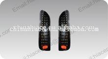 2-0235 Tail lamp LED black bottom refitting '05 toyota hiace auto parts
