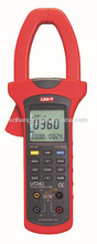 best selling and good market cheap modern Power and Harmonics Clamp Meter UT242