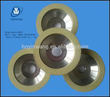 High Precision Ceramic/ Resin Bond Diamond /CBN Grinding Wheel