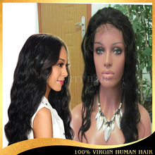wholesale hair piece braided lace wigs body wave urban beauty malaysian virgin hair