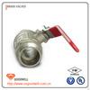 brass lockable ball valve