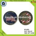 moneda militar personalizado logotipo de estados unidos de américa de recuerdos