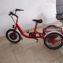 green power electrical three wheel bicycle for adults