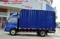 5 toneladas de carga furgón, cuerpo de camiones, el cuerpo de van camiones foton nuevo de la marca