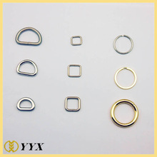 2014 new product high quality buckles d ring backpack parts
