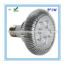 wholesale aluminium alloy ce rohs dimmable par lighting 5w par30 led bulbs