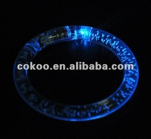 LED Flash Blinking Color Changing Party Bracelet Bangle Hot SellingPopular