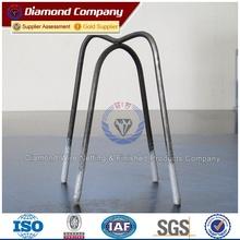 metal rebar stirrup for construction