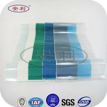 Reinforced frp corrugated sheet plastic manufacturer