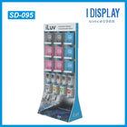 cell phone case display rack, cardboard hanging display racks, cell phone accessory display stand
