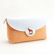 Languo hot selling portable cosmetic case cute makeup bags