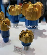 Matrix/steel body pdc drill bit for oil drilling wells bit in stock