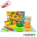 Diy pâte à modeler jouet, argile de couleur pour les enfants de modélisation de pâte à modeler argile 3006a
