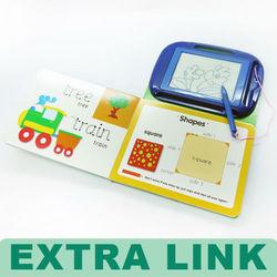 Professional Colorful New Design Children Sound Book & Reading Pen
