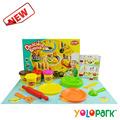 Plasticine bricolage jouet, Argile de couleur pour enfants Plasticine pâte à modeler 3003B