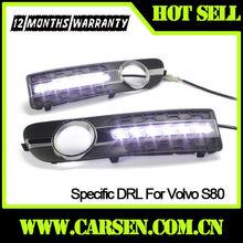 Led daytime running light for volvo s80